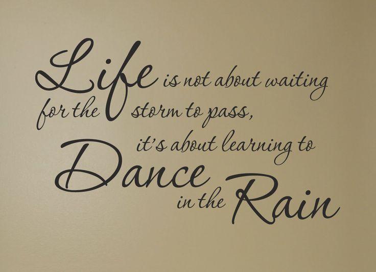 Dancing In TheRain